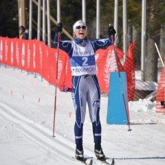 Annika Taylor – top-ranked women's Nordic skier